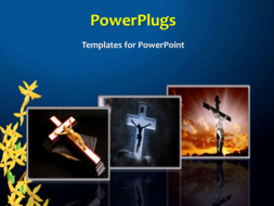 PowerPoint Template - A religious background